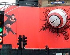Nike: 25 Billboards y vallas publicitarias extremadamente creativas - Puro Marketing