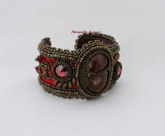 P. Elena, Lady in Red bracelet