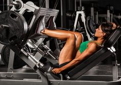 Your next leg day awaits! If you're up to the challenge, this 6-step thigh and glute workout will help you build bigger wheels. Don't fear it. Just try it!