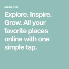Explore. Inspire. Grow. All your favorite places online with one simple tap. Casserole Recipes, Bread Recipes, Soup Recipes, Cookie Recipes, Keto Recipes, Chicken Recipes, Dinner Recipes, Dessert Recipes, Healthy Recipes