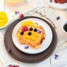 Qchnia Osobista : Francuskie tosty z pomarańczą. Śniadanie nr 4