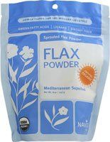 Navitas Naturals Organic Flax Seed Sprouted Powder, 8 Ounce Pouche - http://spicegrinder.biz/navitas-naturals-organic-flax-seed-sprouted-powder-8-ounce-pouche/