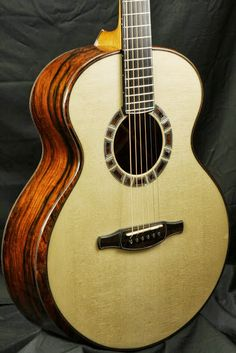 Doerr 100th guitar heading to Healdsburg - The Acoustic Guitar Forum