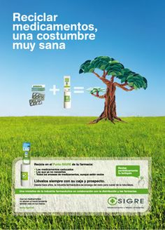 #Reciclaje #medicamentos #residuos