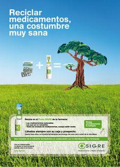 #Reciclaje #medicamentos