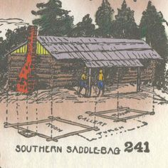 How to Build a Log Cabin - Farm and Garden - GRIT Magazine