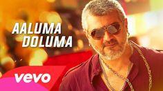 Vedalam - Aaluma Doluma Lyric | Ajith Kumar, Shruti Haasan | Anirudh