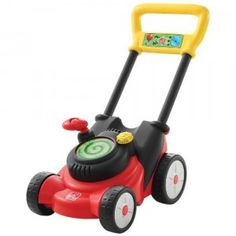 Click & Whirl Mower