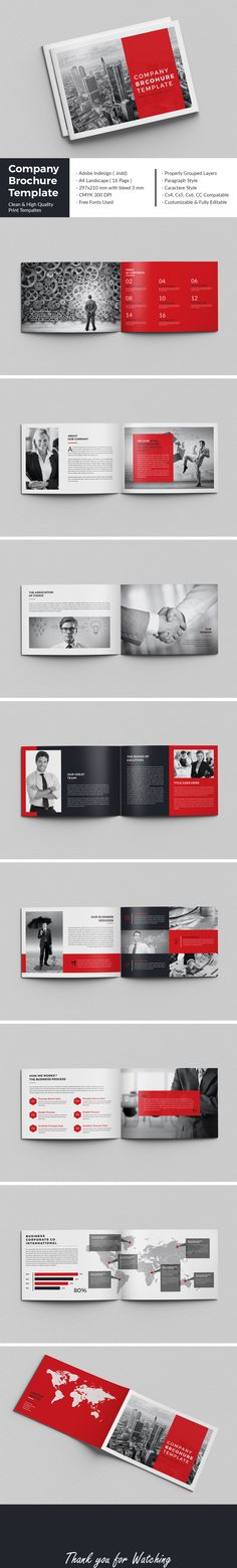 This is one of your items.Company Brochure Template - Corporate BrochuresShare…