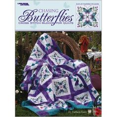Chasing Butterflies - Leisure Arts