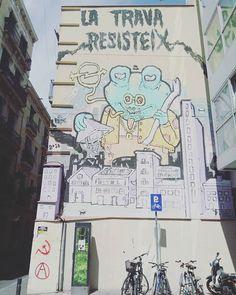 Gracia resiste  #bcn #Barcelona