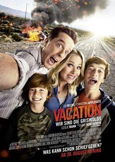 """""""Vacation - Wir sind die Griswolds"""" von John Francis Daley und Jonathan M. Goldstein. Mehr unter: http://www.kino-zeit.de/filme/vacation-wir-sind-die-griswolds"""
