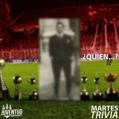 #MartesTrivia Quien fue..? Delantero, debutó en el año 1920 en #Independiente, jugo 282 partidos y marcó 118 goles.