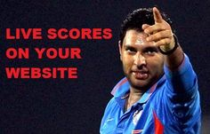 How To Add Live Cricket Score Board To Your Website : Codemink Trick