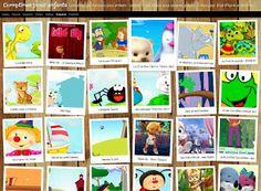 Canciones infantiles en francés. La mejor selección de vídeos online. Aprendizaje del idioma francés y diversión para niños.