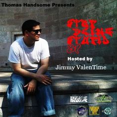"""NY rep Jimmy ValenTime returns to host the 81st installment in DJ of the Year nominee Thomas Handsome's """"Stop Being Stupid"""" franchise. One of the original hosts of the series, Jimmy ValenTime drops off new material in advance of his upcoming solo mixtape and album. Paired with material from Afu-Ra, Charlie Victor, Slaughterhouse, Masta Ace and others, this project is one you'll want to hit rewind on.Check out more from Jimmy ValenTime ..."""