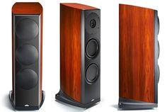 """Naim Audio - Ovator End Loudspeakers""… High End Speakers, Small Speakers, Home Speakers, High End Audio, Floor Speakers, Audiophile Speakers, Hifi Audio, Wireless Speakers, Equipment For Sale"