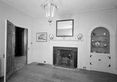 Dining room, Snee Farm, Mount Pleasant, SC