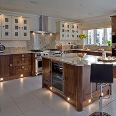 Kitchen Lighting Design Ideas - Plinth Lighting  http://www.simplelighting.co.uk/categories/LED-Lighting/Plinth-Lights/