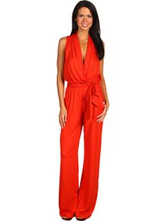 trina turk jumpsuit. I would wear this if I could...