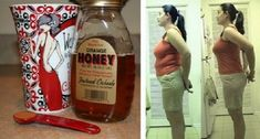 Boil This Raw Honey and Cinnamon Mixture to Shed Belly Fat Off Your Waistline (warning: don't take too much!) - Time For Natural Health Care Lose 5 Pounds, Losing 10 Pounds, Honey And Cinnamon, Raw Honey, Cinnamon Powder, Cinnamon Water, 4 Minute Workout, Month Workout, Abdominal Fat