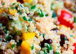 Como preparar quinoa...