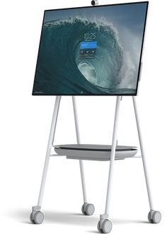 Microsoft Surface Hub, New Surface, Surface Laptop, Mobile Stand, Stereo Speakers, Microsoft Surface, Best Graphics, Teamwork