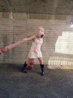 Silent Hill 3 Closer, Roma Comics 2013 Cosplayer: Moxie Logan (Errera Giorgia)