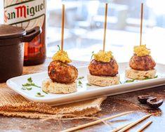 Visit our DELI to see our range of Artisan Pestos & Sauces www.pintxotapas.com/deli Chef Work, Pork Meatballs, Professional Chef, Caramel Apples, Deli, Sauces, Muffin, Artisan, Range
