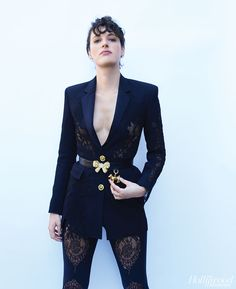 Phoebe Waller-Bridge – The Hollywood Reporter Issue - Phoebe Waller-Bridge – The Hollywood Reporter Issue Source link. Sexy Women, Suits For Women, Suit Overcoat, Phoebe Waller Bridge, The Hollywood Reporter, Hollywood Actresses, Girl Crushes, New Movies, Celebrity Photos