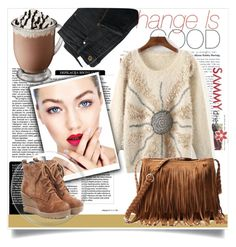 """SammyDress 8"" by zenabezimena ❤ liked on Polyvore featuring MANGO"