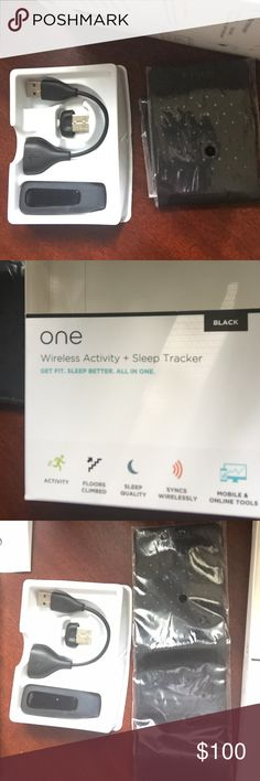 Fit bit Wireless Activity Fitbit black Other