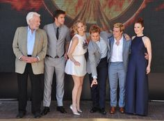 HOTTEST CAST IN THE WORLD. CANNES FILM FESTIVAL. WOW.