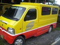 "Suzuki Fb type ""BIG EYE""  12V 5speed 4x4  135k PickUp type  09282386988 ~ 09177053133 | (0932) 860 7308  www.sureluckdavao.com"
