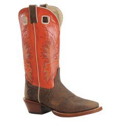 Double-H Men's Buckaroo Western Boots