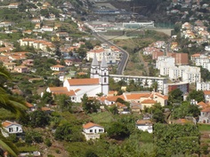 Madeira, Portugal - The Church my grandparents were married at