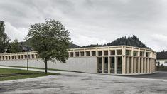 LP architektur · MPREIS St.Martin am Tennengebirge