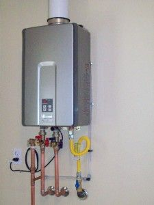 Rinnai R94lsi Install Electric Water Heater Tankless Water Heater Water Heater Installation
