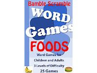 Great puzzle game for Children and Adults.  Available at Amazon for the Kindle.  Word Scramble Game for spelling and word recognition.