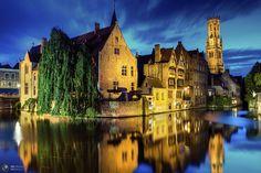 Quiet Beauty, Bruges, Belgium