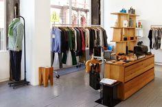 retro retail shop  in Manhattan @ www.decor8.gr/blog