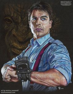 CAPTAIN JACK HARKNESS - Dr. Who