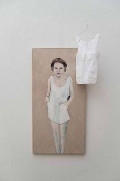 Galerie Het Cleyne Huys - Overzicht kunstwerken Berenice Noordam