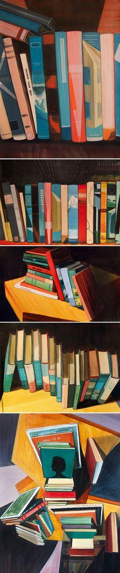 paintings by jordan buschur