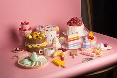 Gâteaux en papier - Make My Lemonade