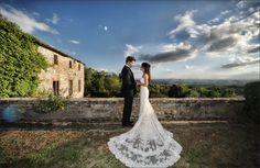 Wedding at Villa Catignano in Tuscany