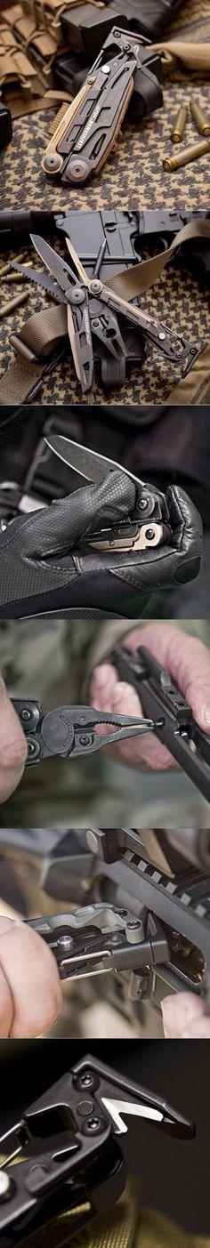 Leatherman MUT EDC Everyday Carry Multi Tool @thistookmymoney