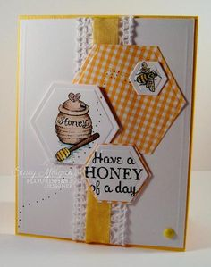 honey of a day by Twinshappy - Cards and Paper Crafts at Splitcoaststampers