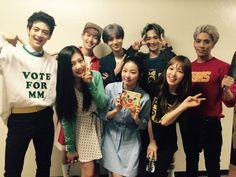 SHINee&Red Velvet