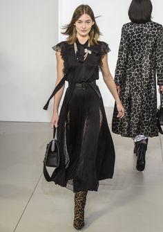 Fashion Week New York Herbst/Winter 2018: Michael Kors | ELLE